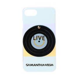 サマンサベガ レコードiphone7ケース(ライトブルー)