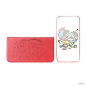 サマンサタバサプチチョイス Disneyプリンセス 2WAY携帯ケース(レッド)
