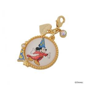 サマンサタバサプチチョイス D23 ファンタジアミッキーマウス ファスナートップ(ゴールド)