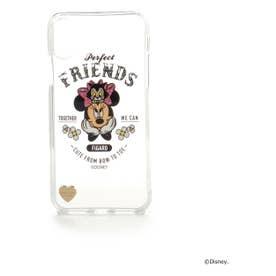 サマンサタバサプチチョイス ディズニーコレクション ミニー&フィガロ iPhoneXケース(ピンク)