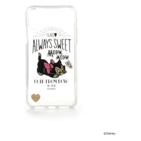 サマンサタバサプチチョイス ディズニーコレクション ミニー&フィガロ iPhoneXケース(ベビーピンク)