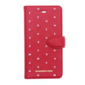 サマンサベガ ラグーン iPhone7plusケース(レッド)