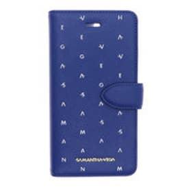 サマンサベガ ラグーン iPhone7+ケース(ブルー)
