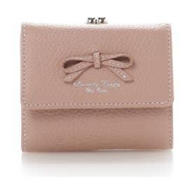 サマンサタバサプチチョイス レディブルックリン ミニ財布(ピンク)
