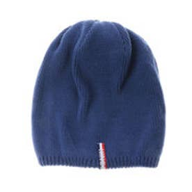 サマンサキングズ リバーシブルニット帽(ホワイト)