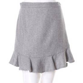 レディアゼル ツイードスカート(グレー)