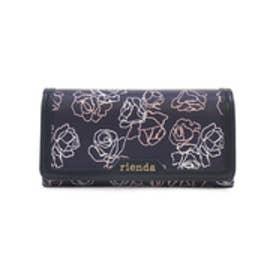 リエンダ rienda リエンダ rienda 長財布 r03505202 (【55】NAVY)