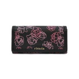 リエンダ rienda リエンダ rienda 長財布 r03505202 (【10】BLACK)