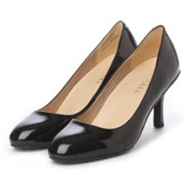 【ガマンしない靴】クレア CREA パンプス (ブラック)【雑誌CREAコラボ商品】