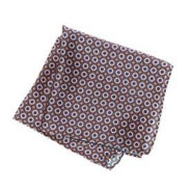 トミーヒルフィガー TOMMY HILFIGER Pocket Square PSQDSN16303 (オレンジ)