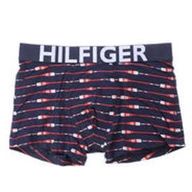 【返品不可商品】トミーヒルフィガー TOMMY HILFIGER Hilfiger trunk oars (ダークネイビー)