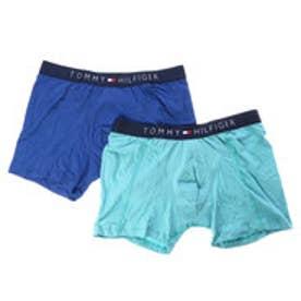 【返品不可商品】トミーヒルフィガー TOMMY HILFIGER Icon boxer brief 2 pack (ブルー)