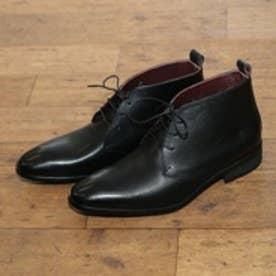 サルヴァトーレロッシ Salvatore Rossi VELLETRI ブーツ(ブラック)