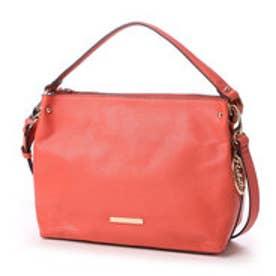 リレット Riletto 山羊革 ワンショル2wayハンドバッグ (ピンク)