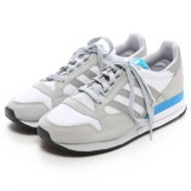 アディダス オリジナルス adidas Originals atmos ZX 500 OG(GRAY/LIGHT BLUE)
