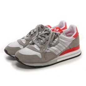 アディダス オリジナルス adidas Originals atmos ZX 500 OG(GREY/SILVER/RED)