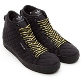 アディダス オリジナルス adidas Originals atmos HONEY MID QLT(BLACK/BLACK/METALLIC GOLD)