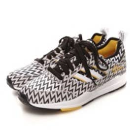 アディダス オリジナルス adidas Originals atmos TECH SUPER TECHNICAL W(BLACK/WHITE/YELLOW)