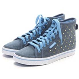 アディダス オリジナルス adidas Originals atmos HONEY MID W dnmsta(LIGHT BLUE)