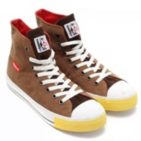 チャムス CHUMS atmos Sweat Zapatos High atmos別注(Hbrown/Brown)