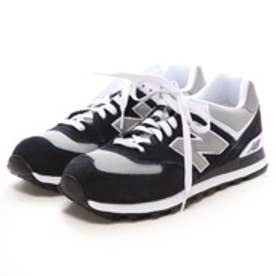 ニューバランス new balance CHAPTER M574 BGS(NAVY)