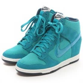 ナイキ NIKE atmos WMNS DUNK SKY HI ESSENTIAL(TURBO GREEN)