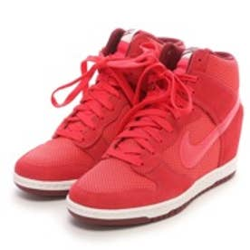 ナイキ NIKE atmos WMNS DUNK SKY HI ESSENTIAL(RED)
