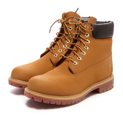 Timberland Waterproof 6 Inch Premium Boot: 10061 Wheat Nubuck