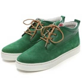 ユービック UBIQ CHAPTER FATIMA MID D. B. F(GREEN)