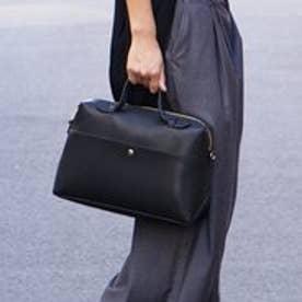 オデット エ オディール バッグ Odette e Odile bag L&O フロントポケット2WayBAG (ブラック)