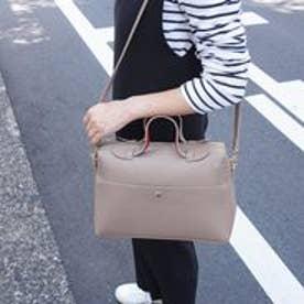 オデット エ オディール バッグ Odette e Odile bag L&O フロントポケット2WayBAG (ミッドグレー)