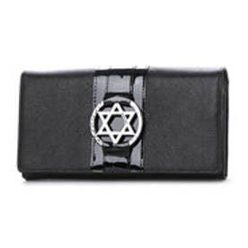 アルセラピィ artherapie スターオブデイビッド かぶせ長財布 (ブラック)