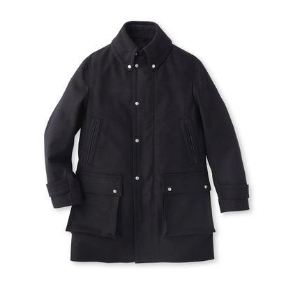Dressterior Super 100s Melton Coat 086-97012