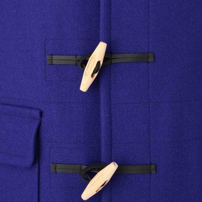 Montgomery Duffle Coat: Navy