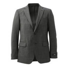 タケオ キクチ TAKEO KIKUCHI [EXTRAサイズ]REDAピンヘッドアイスセンスジャケットドレス (チャコールグレー)