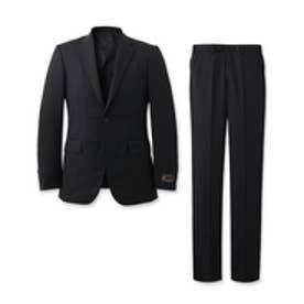 タケオ キクチ TAKEO KIKUCHI ウールモヘア オルタネートスーツ (ブラック)