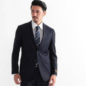 タケオ キクチ TAKEO KIKUCHI サージシングルジャケット Fabric by Loro Piana (ブルー系)
