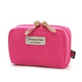 アルティザンアンドアーティスト ARTISAN&ARTIST コスメポーチ<ニューベーシック>636型(ピンク)