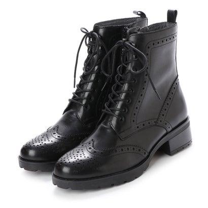 モード カオリ MODE KAORI ブーツ 21189 (ブラック スムース)