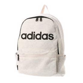 アディダス adidas リュックサック スウェット 47423 (ホワイト)