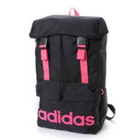 アディダス adidas リュックサック (ブラックピンク)
