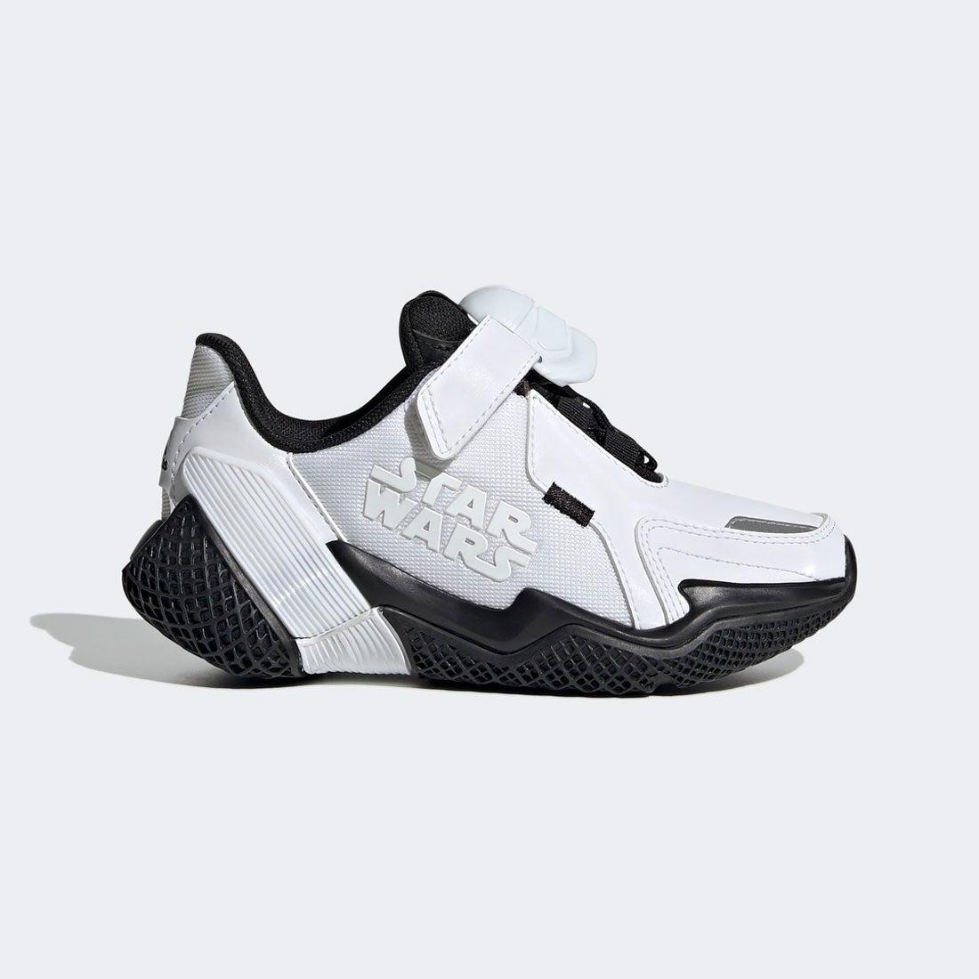 ロコンド 靴とファッションの通販サイトアディダス adidas スターウォーズ 4UTURE RNR / Star Wars 4uture RNR (ホワイト)