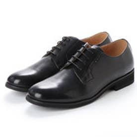ミッドランドフットウェアーズ Midland Foot Wears midland footwears 0005 ラウンドトゥ外羽根プレーン (ブラック)