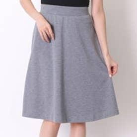 ティティベイト titivate ポンチ素材スカート (グレー)