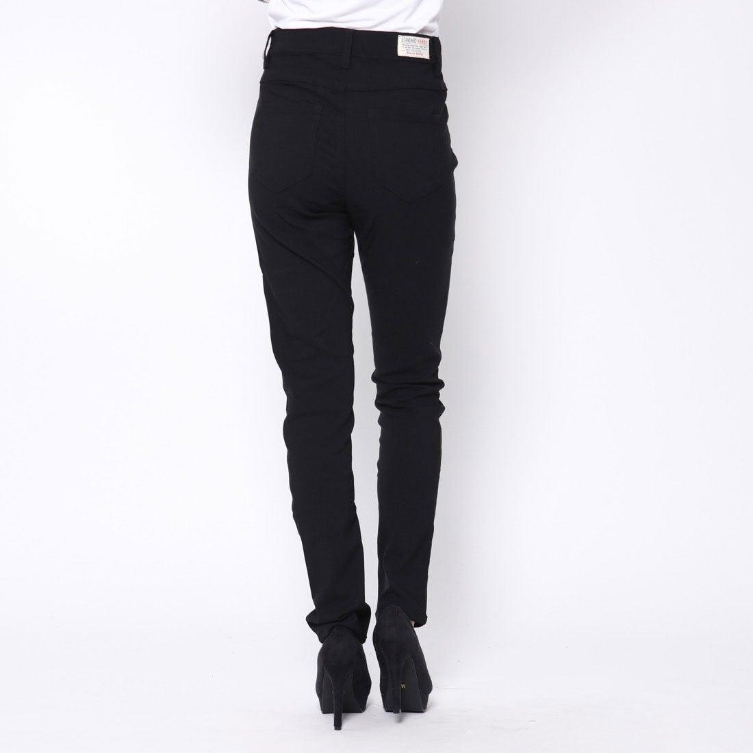 a6c2498835316b ミージェーン me Jane スキニーPT (ブラック) -レディースファッション ...