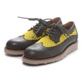 ジャンプ シューズ JUMP Shoes Archer 婦人靴(NY/D.GRY)