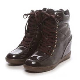 ジャンプ シューズ JUMP Shoes Velour 婦人靴(Br)
