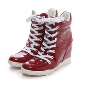 ジャンプ シューズ JUMP Shoes Velour 婦人靴(RD)
