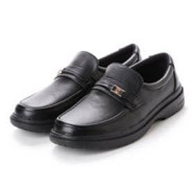 アルフォート Alufort メンズ シューズ 靴 6821 (ブラック)