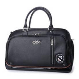 アダバット adabat メンズ ゴルフ ボストンバッグ ABB301BK (ブラック)